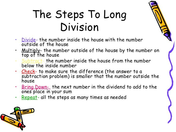 What's Hiding Within Long Division? | Math ∞ Blog